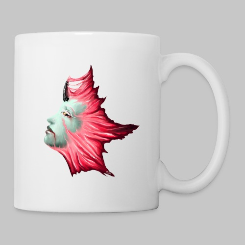 Demon girl birth - Mug