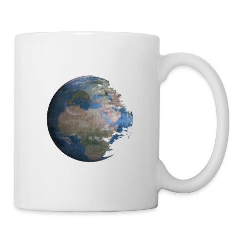 Death Earth - Mug blanc
