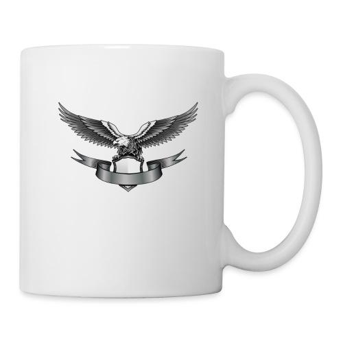 Eagle - Mug blanc