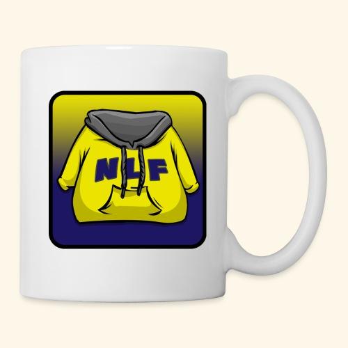 logo evilgrizzly - Mug blanc