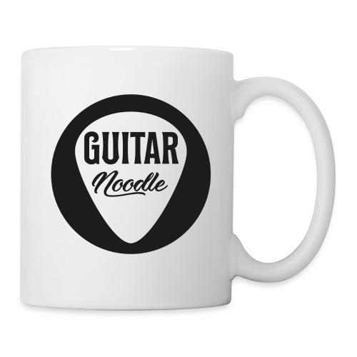 Guitar Noodle Round Logo - Mug