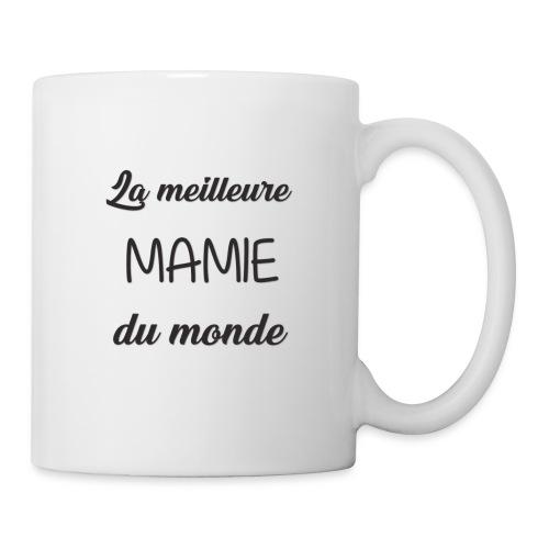 La meilleure mamie du monde - Mug blanc