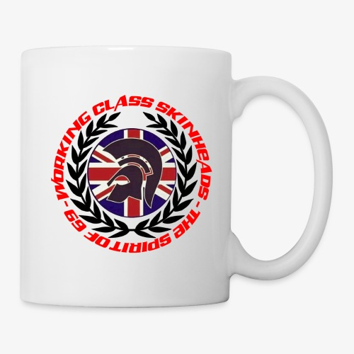 WORKING CLASS SKINHEAD JAMJACK LAUREL SPIRIT OF 69 - Mug