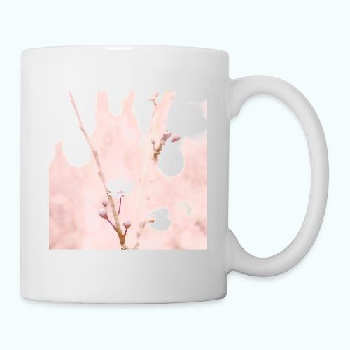 Cherry tree watercolor minimalism - Mug