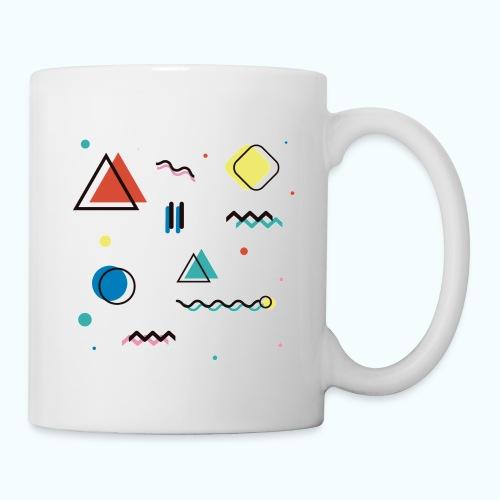 Abstract geometry - Mug