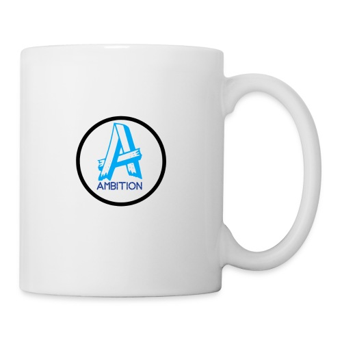 Ambition - Mug blanc
