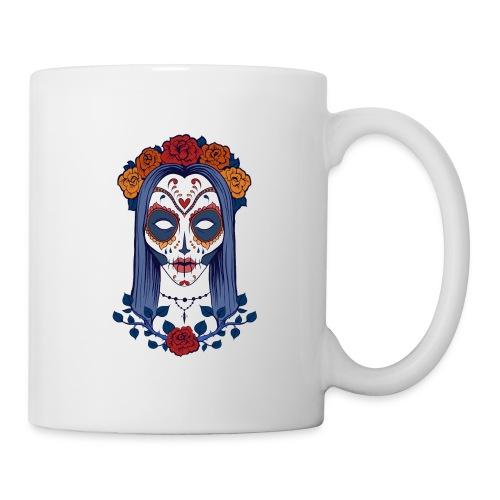 Skull 4 - Tazza