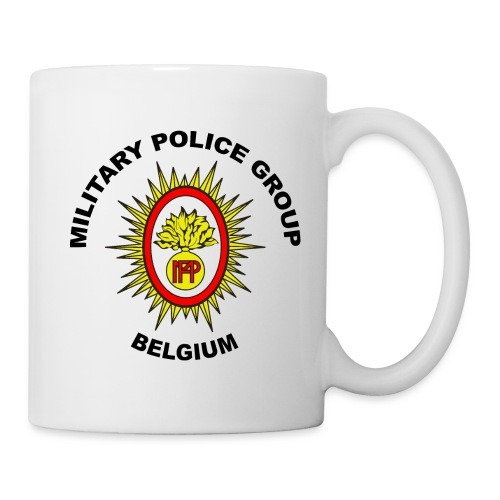 MP Gp - Mug blanc