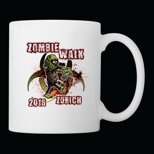 shirt zombie walk3 - Tasse