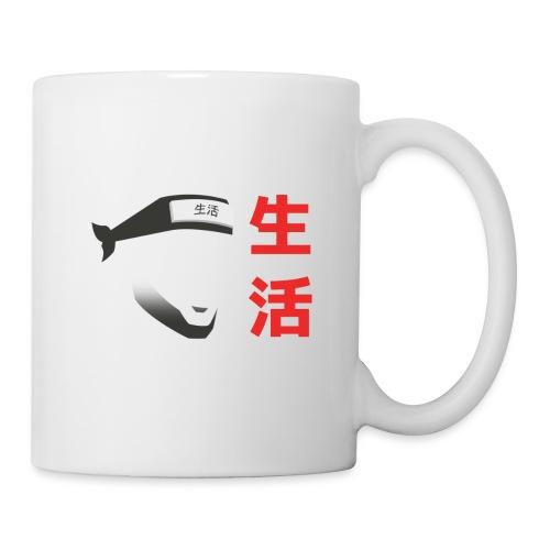 LOUBARD VIE - Mug blanc