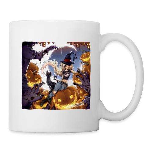 Rotten Romance Halloween by AsuRocks de - Tasse