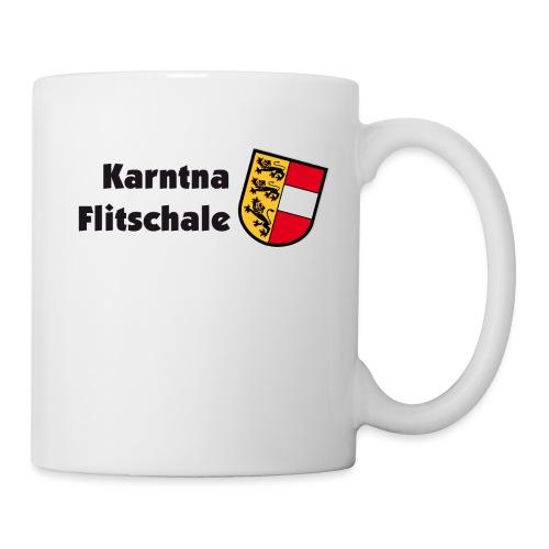 Karntna Flitschale - Flitscherl aus Kärnten - Tasse