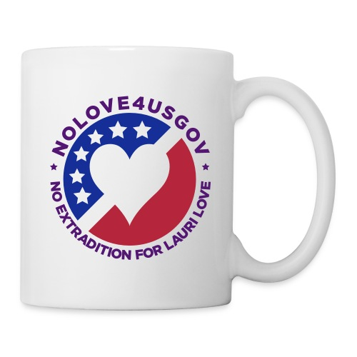 nolovecircular01 - Mug