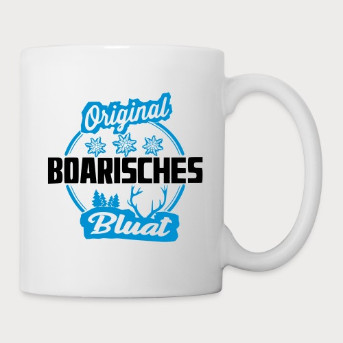 Boarisches bluat - Tasse
