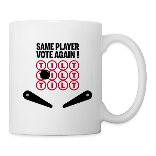 tiltsameplayer3coul - Mug blanc