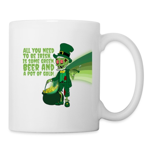Irish man - Mug