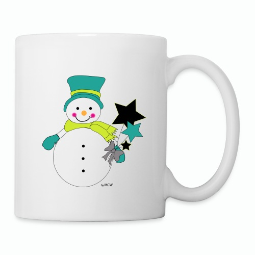 Snowtime-Green - Tasse