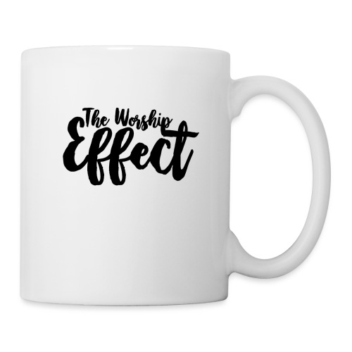 The Worship Effect LOGO Black - Mug