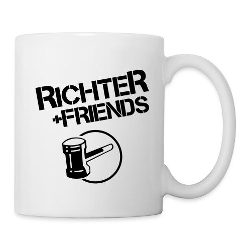 rf logo shirts - Tasse