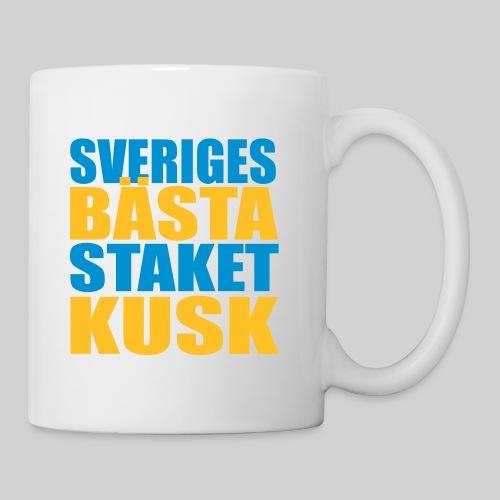Sveriges bästa staketkusk! - Mugg