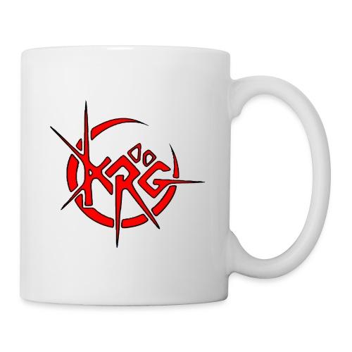 logokrg500noir - Mug blanc