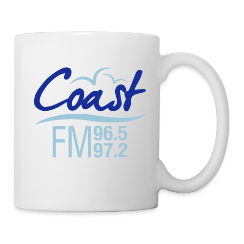Coast FM colour logo - Mug