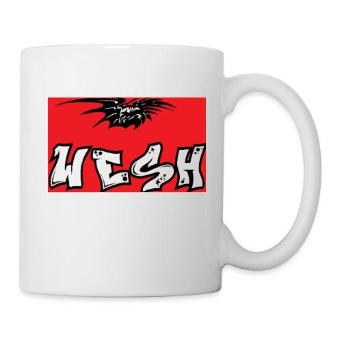 Wesh - Mug blanc