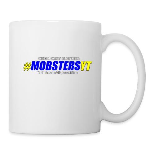 Official MOBSTERS logo titles - Mug