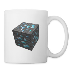 BLOCK DE DIAMANT MINECRAFT - Tasse