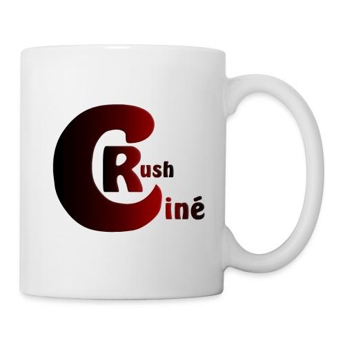 Logo Ciné Rush - Mug blanc