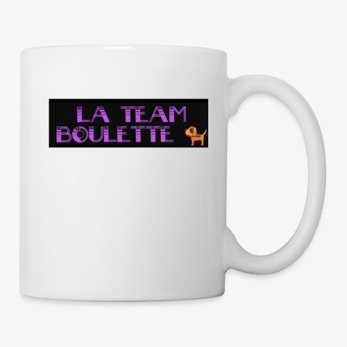 La team boulette - Mug blanc