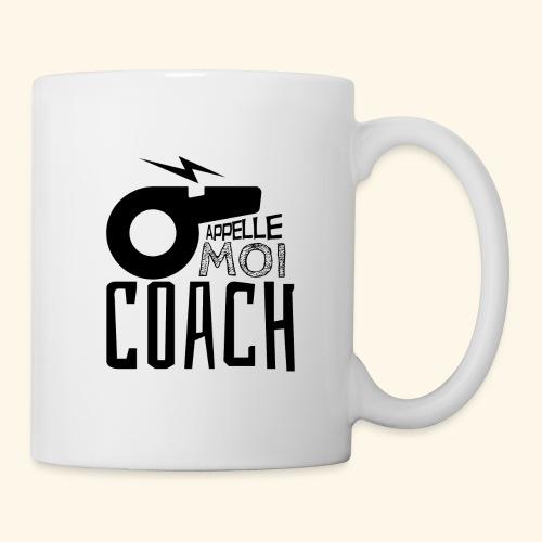 Appelle moi coach - Coach sportif - entraineur - Mug blanc