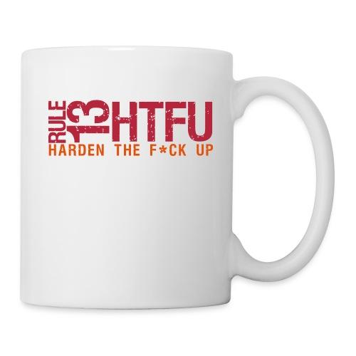 HTFU White Tank Top Women - Mug
