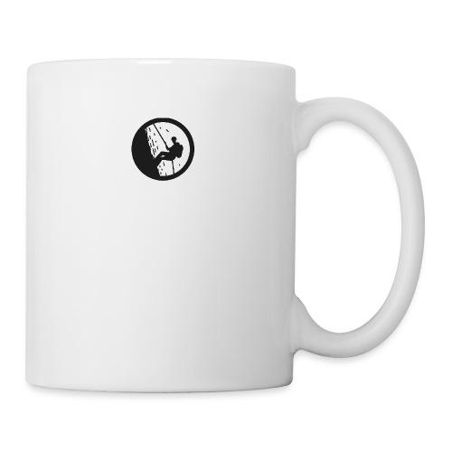 escalade - Mug blanc