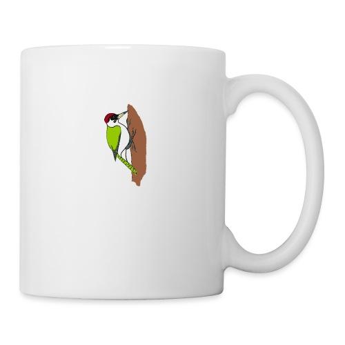 pivert - Mug blanc