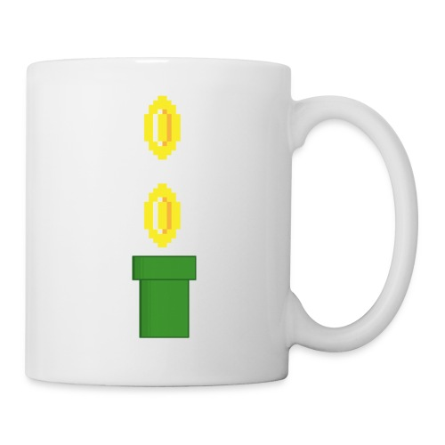 Pipeline Coin - Taza