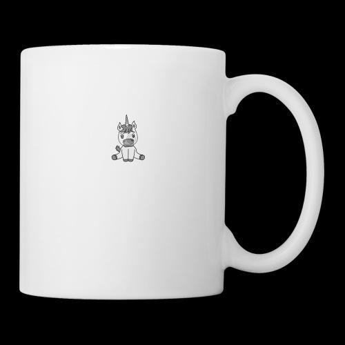 licorne poulain - Mug blanc