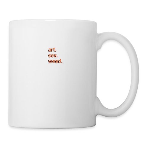 art sex weed - Tasse