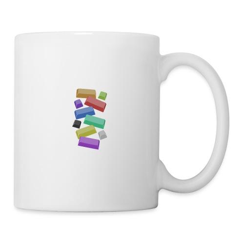 SA Mechanical Keyboard Keycaps Motif - Mug