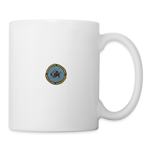 Fish - Mug blanc
