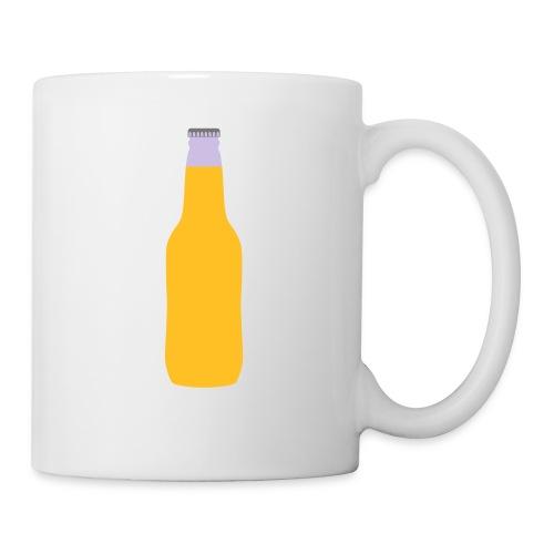 Bierflasche - Tasse