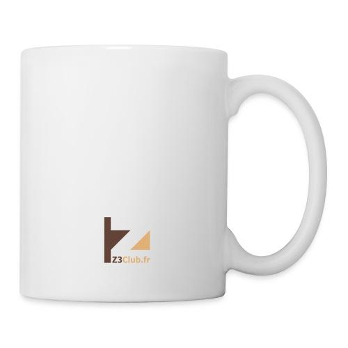 z3club fr - Mug blanc