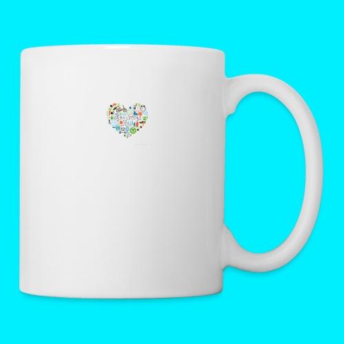 Heart image - Mug
