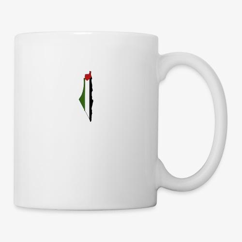 Palestine - Mug blanc