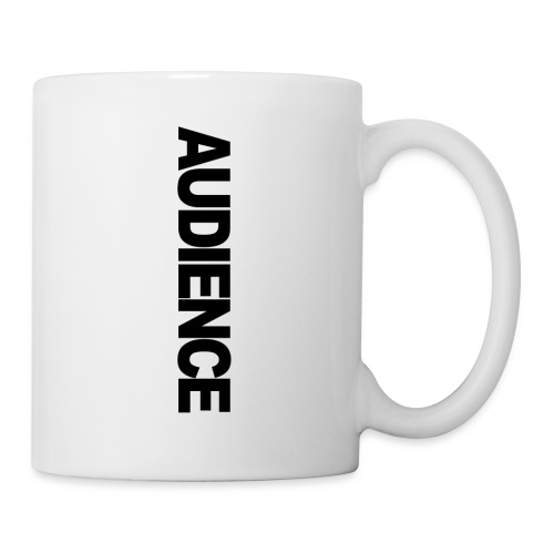 audienceiphonevertical - Mug