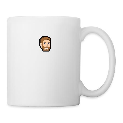 MitsuHead - Mug blanc
