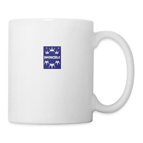 Invincible - Mug blanc
