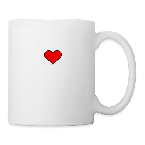 big heart clipart 3 - Mugg