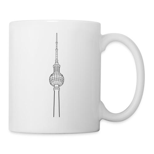 Berlin Fernsehturm Alexanderplatz - Tasse