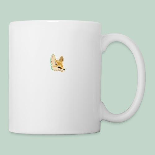 fox head - Mug